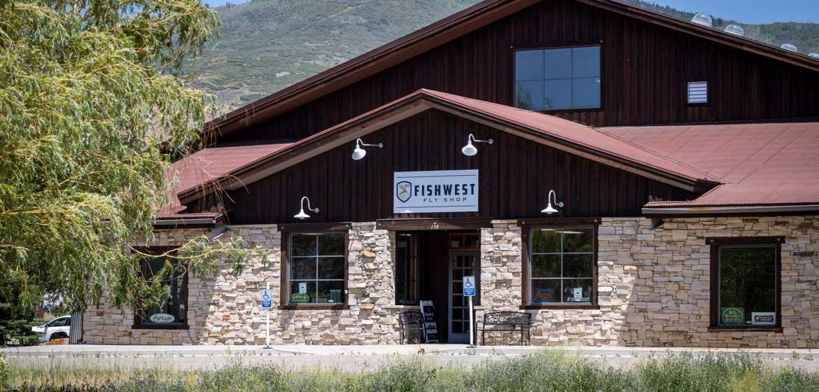 Fishwest Kamas Location
