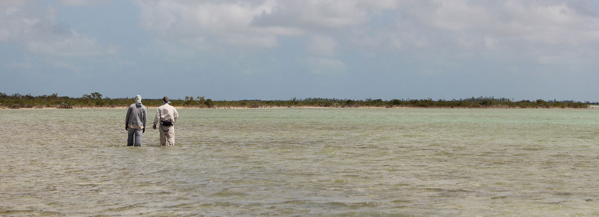 Fishwest's Andros South Bonefish Lodge Fly Fishing Trip