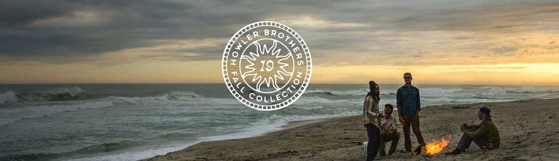 Howler Brothers Fall Collection