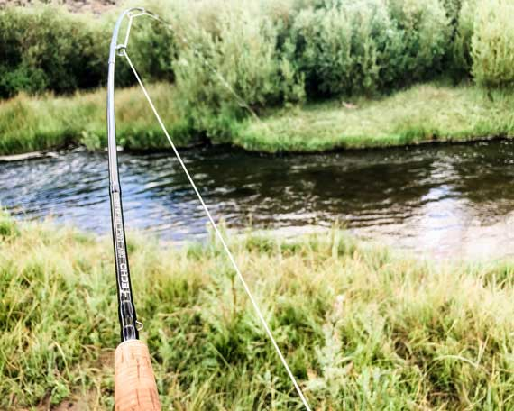 One For The Quiver – The Echo Dry Fly Rod