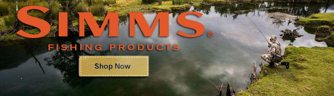 Shop Simms Fishing Products from Fishwest.