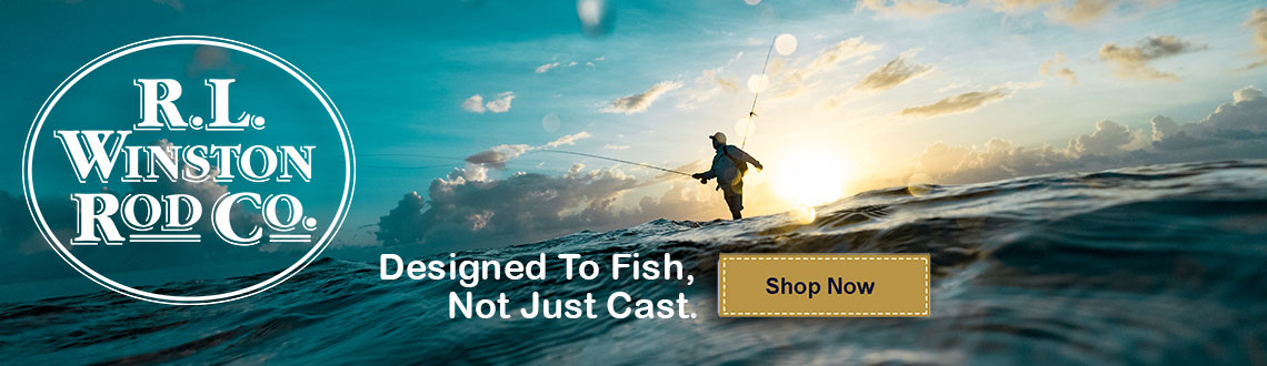 R.L. Winston Rod Co. Designed to fish, not just cast. Shop Now