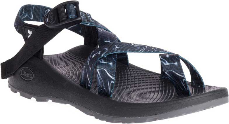 Chaco men's Z Cloud 2 sandal in Ascend Black