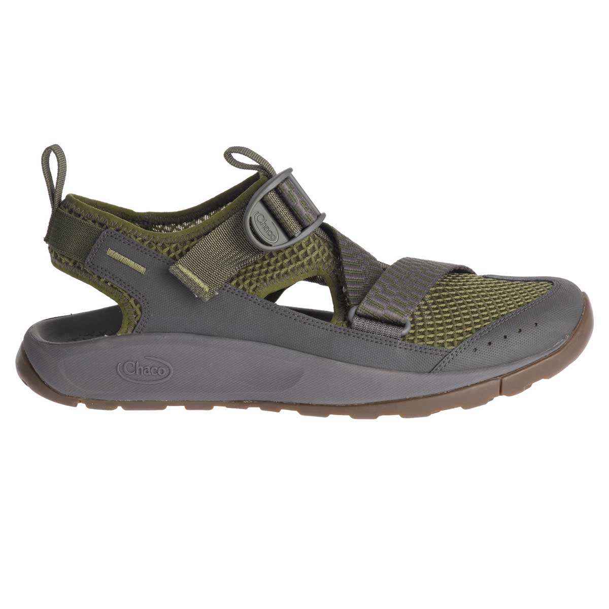 Chaco Odyssey Men's Sandal in Hunter Green