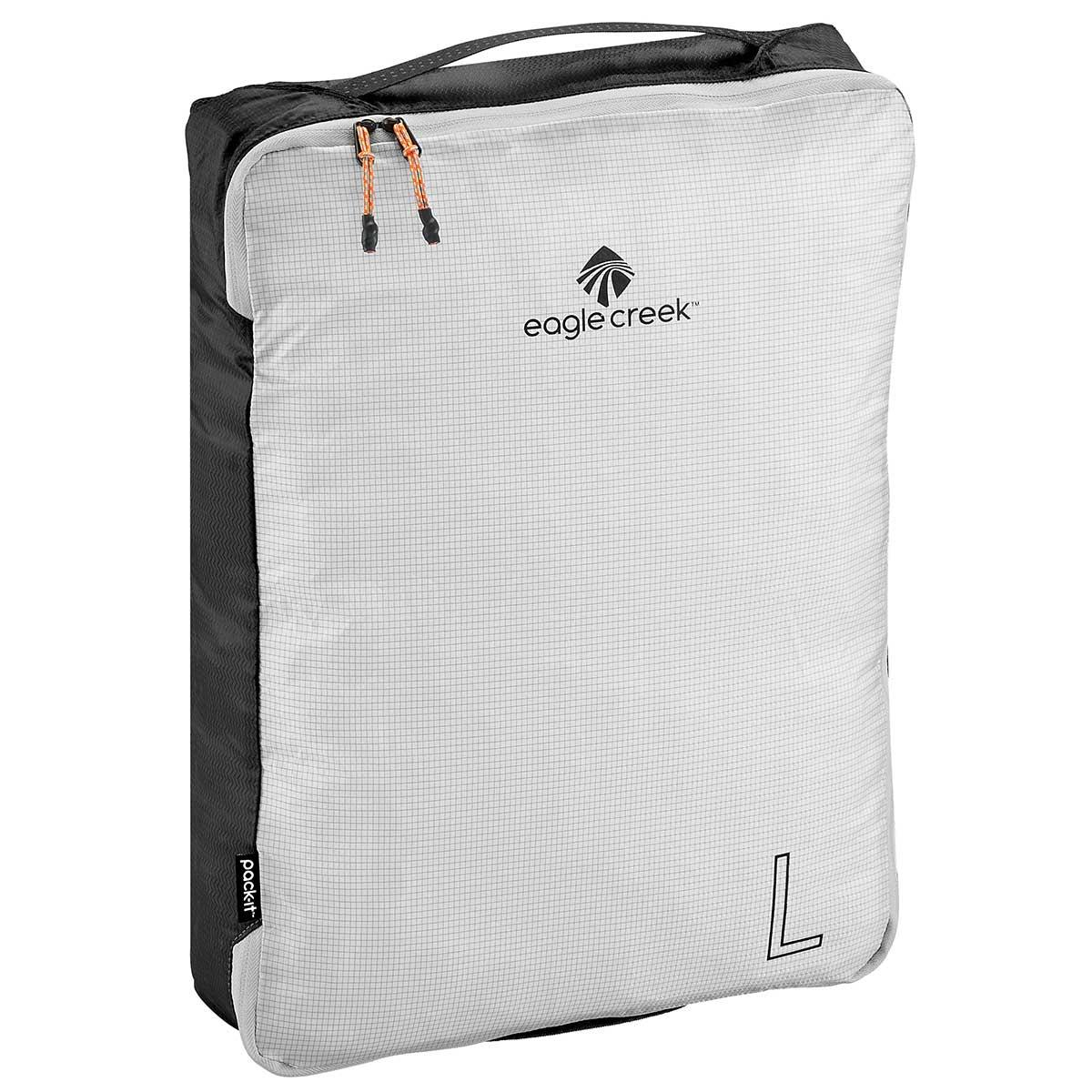 Eagle Creek Pack-It Specter Tech Cube L in Black and White