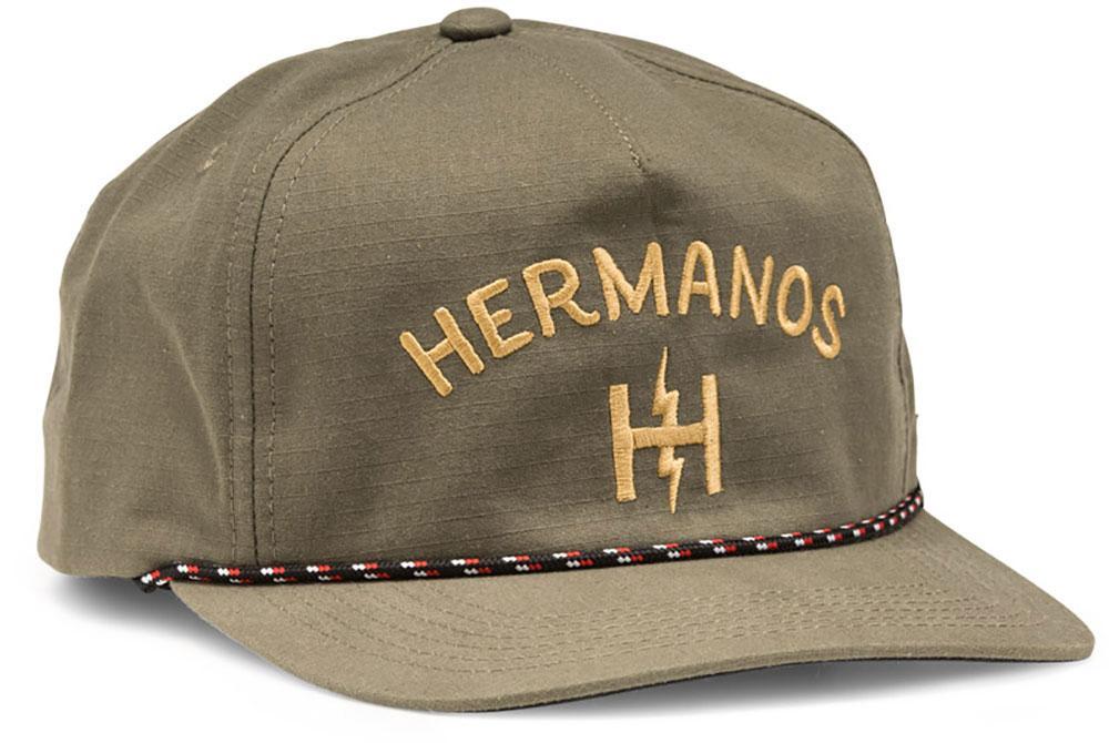 204acbddd25b70 Howler Brothers Hermanos Snapback Hat