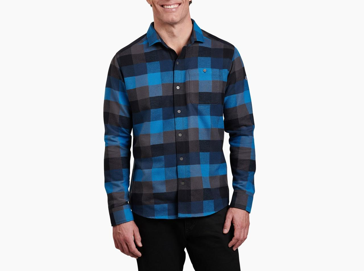 Kuhl Pilexatr Shirt in Deep Harbor