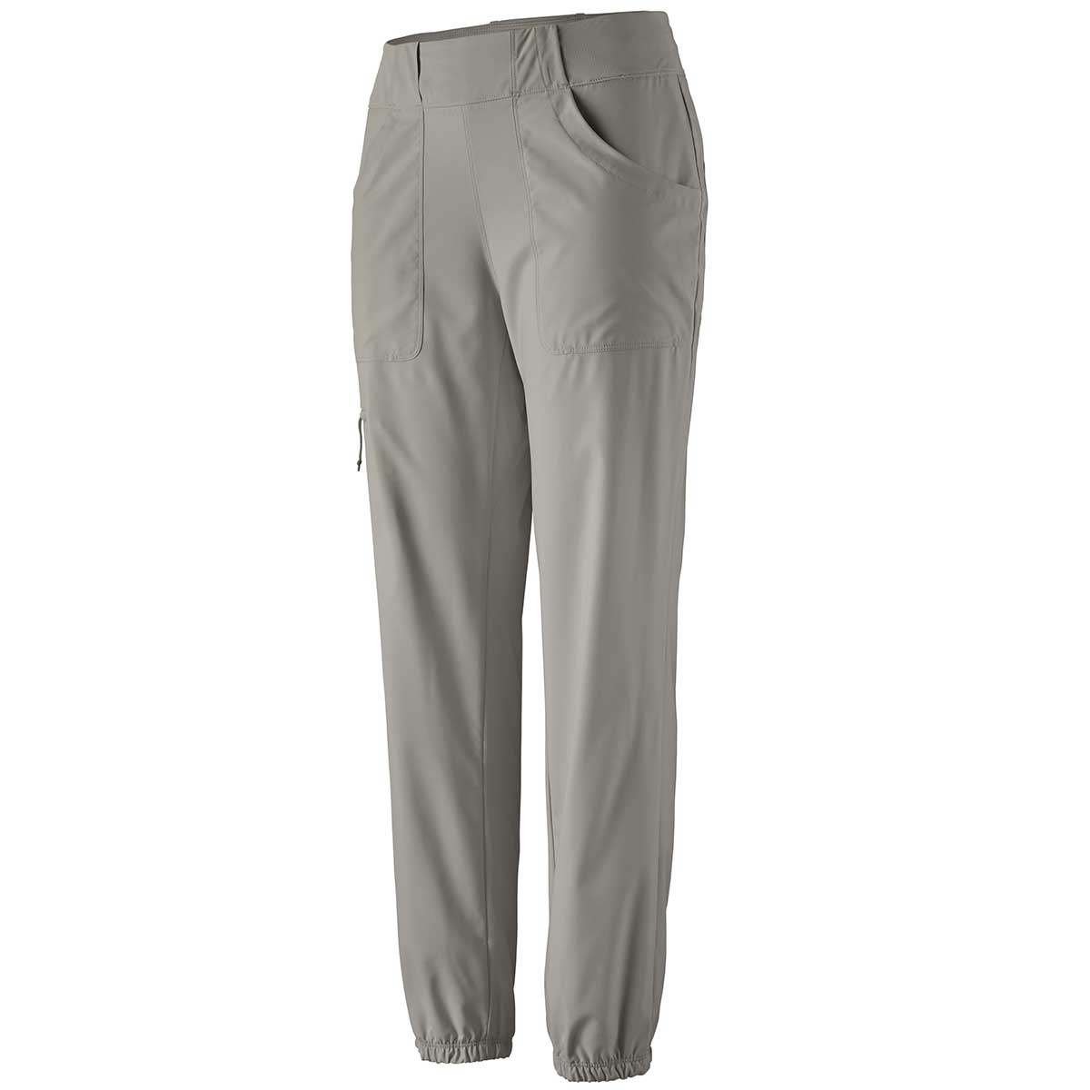 Patagonia women's Tech Jogger Pant in Drifter Grey main view