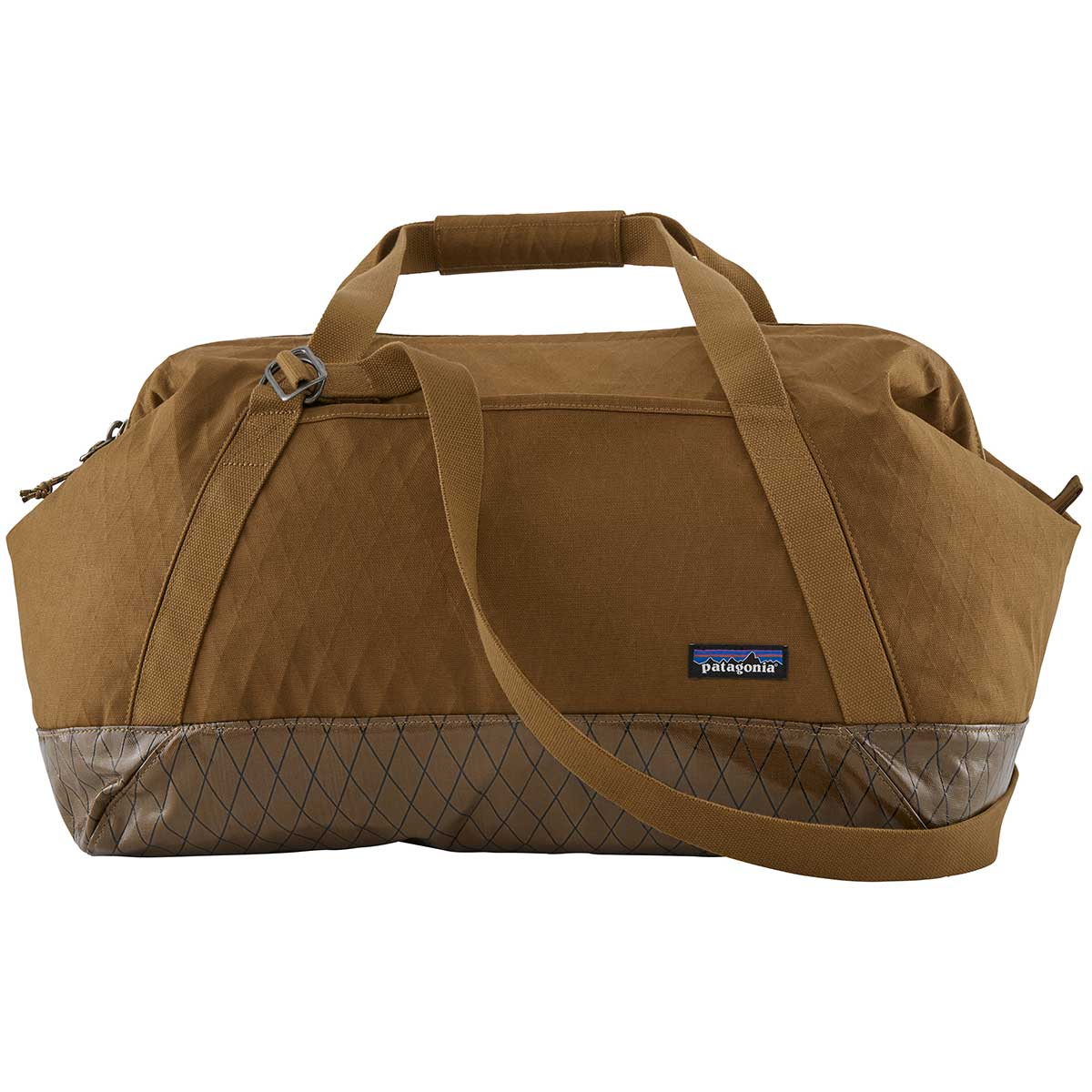 Patagonia Stand Up Duffel in Coriander Brown main view