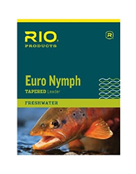 Euro Nymphing Tippet & Leaders